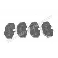 Placute frana spate Mintex LR Discovery 2 RR P38 SFP500130