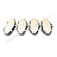 Placute frana fata Ferodo pentru discuri ventilate LR Discovery 2 SFP500150F