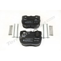 Placute frana fata Mintex LR Discovery 1 RR Classic modele cu discuri ventilate SFP500180