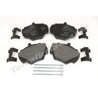 Placute frana spate Mintex LR Defender tip 90 scurt Discovery 1 SFP500190