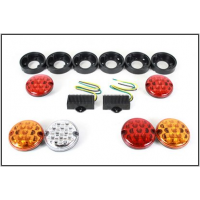 LED lampi spate set complet LR Defender upgrade GA1143