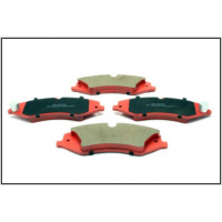 Placute frana ceramice fata Range Rover L322 LR026221TF