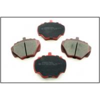 Placute frana spate LR Defender Discovery 1 fara senzor uzura SFP500190TF