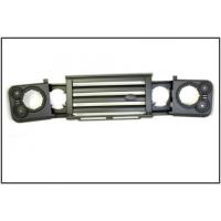 Grila radiator si ornamente faruri kit Terrafirma TVX satinat LR Defender TF278