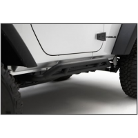 Rock Slider set Rugged Ridge Jeep Wrangler JK model 2 usi TF4020