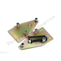 Kit relocare amortizoare suspensie spate 2 inch Defender 90 110 130 Discovey 1 RR Classic TF518